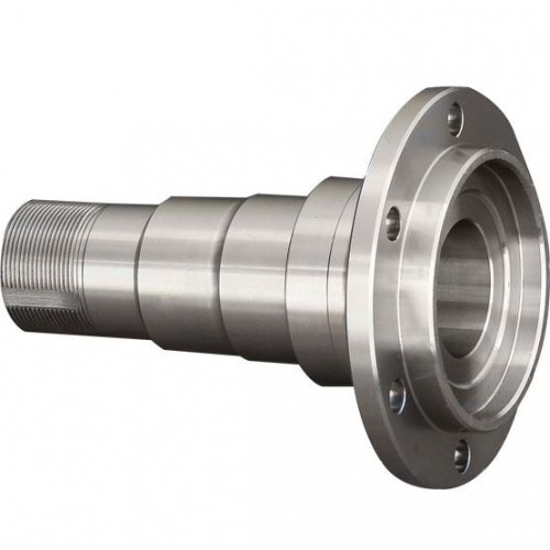 Spindle Axle With Bearing : Dana spindle gm chevy model